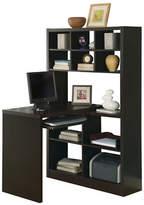 Monarch Adjustable Cubby Corner Desk