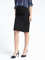 Banana Republic High-Waisted Pencil Skirt