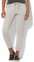 New York & Co. Lounge - Lurex Jogger Pant