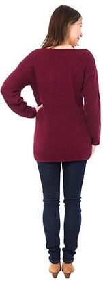Nom Maternity Odette Maternity + Nursing Sweater
