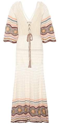Anna Kosturova Carly cotton dress