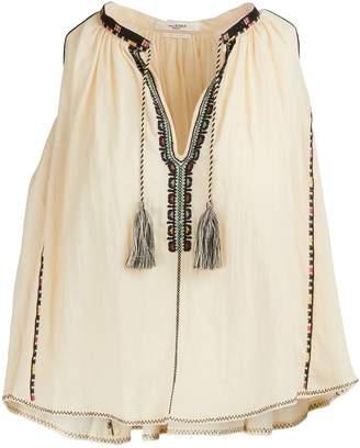 Etoile Isabel Marant Ryson cotton top