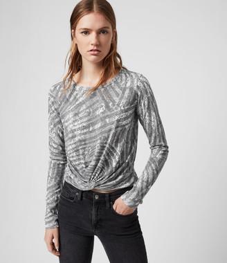 AllSaints Zake Carme T-Shirt