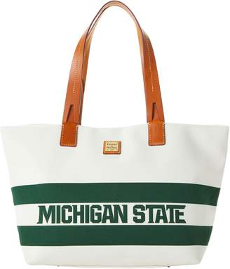 Dooney & Bourke NCAA Michigan State Tote