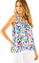 Lilly Pulitzer Achelle Sleeveless Top