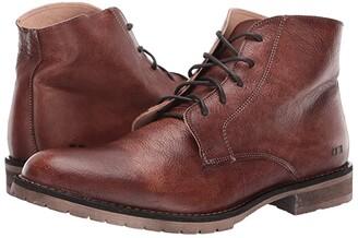 Bed Stu Hoover II (Black Handwash) Men's Shoes
