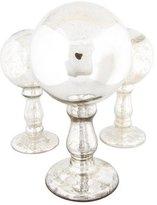 Arteriors Mercury Glass Ball Finials