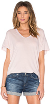 The Great Lace U-Neck Tee