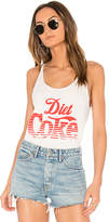 Junk Food Clothing Diet Coke Tank