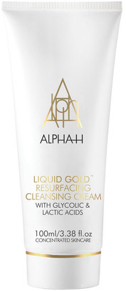 Alpha-h Liquid Gold Resurfacing Cleansing Cream with Glycolic