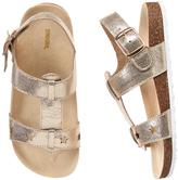 Gymboree Shimmer Star Sandals