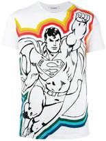 Iceberg Superman print T-shirt - men - Cotton - S