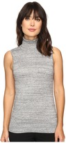 Calvin Klein Sleeveless Turtleneck Sweater