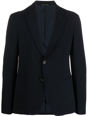 Giorgio Armani Fitted Formal Blazer