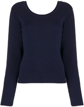 Gucci Wide Round Neck Sweater