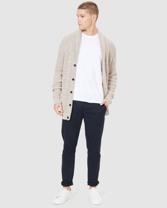 French Connection Men's Jumpers & Cardigans - Shawl Neck Cardigan - Size One Size, XS at The Iconic