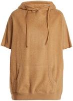 R 13 Oversized hooded sweatshirt