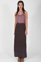 Goddis Felix Knit Skirt In Indio