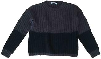 Mauro Grifoni Brown Wool Knitwear for Women