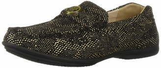 Stacy Adams Men's Cypher Moc-Toe Slip-on Driving-Style Loafer