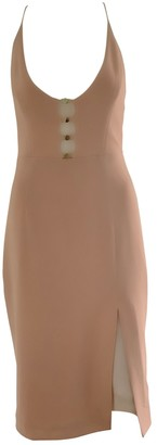 Zimmermann Pink Polyester Dresses