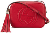Gucci GG Marmont crossbody bag - women - Leather - One Size