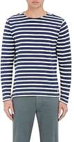 Paul Smith MEN'S BRETON STRIPED COTTON TOP