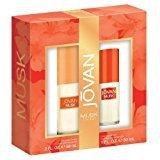 Coty Jovan Musk for Women Cologne Spray Fragrance Set, 2 Piece 1 set