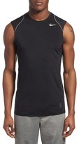 Nike Men's 'Pro Cool Compression' Fitted Dri-Fit Tank