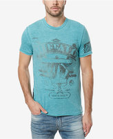 Buffalo David Bitton Men's Tighe Graphic-Print Cotton T-Shirt