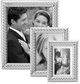Reed & Barton Watchband Picture Frame in Silver