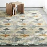 Crate & Barrel Orson Wool Rug