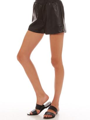 Glamorous Pull Shorts in Black