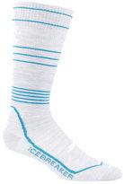Icebreaker Women's Ski+ Compression Ultra Lite Over The Calf Sock