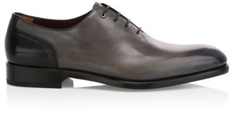 Salvatore Ferragamo Barclay Lace-Up Leather Dress Shoes