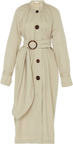 Isa Arfen Light Coating Seventies Trench Coat