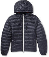 Moncler Ceze Quilted Shell Down Hooded Jacket