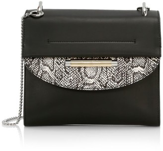 Proenza Schouler Medium Delta Leather Crossbody Bag