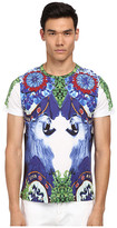 Bikkembergs Lion Graphic Tee