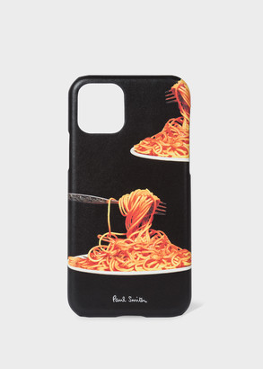 'Spaghetti' Print iPhone 11 Pro Case