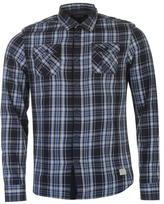 Firetrap Blackseal Check Shirt