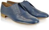 Fratelli Rossetti Hobo - Navy Blue Leather Oxford