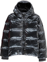 Finger In The Nose Snowfield Metallic Jacket
