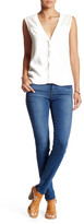 Jolt Ankle Zipper Skinny Jean