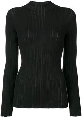 Acne Studios slim fit ribbed sweater
