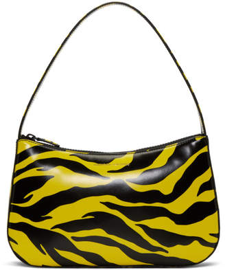Kwaidan Editions Yellow and Black Tiger Lady Bag