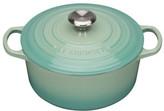 Le Creuset Signature Round Casserole 24cm/4.2l Cool Mint
