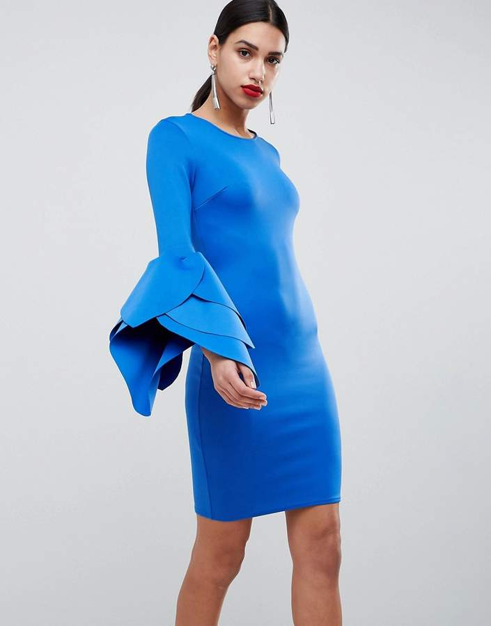 2ed1c2dc5500 Scuba Dress Bodycon - ShopStyle