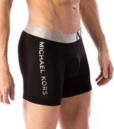 Michael Kors Men's Statement Icon Boxer Brief Boxer Briefs SM (US Men's 28-30)