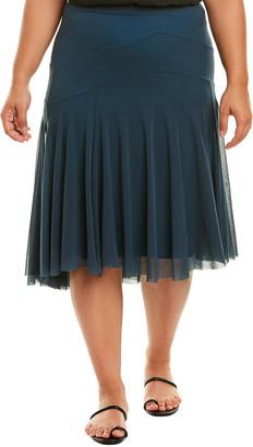 Fuzzi Plus A-Line Skirt